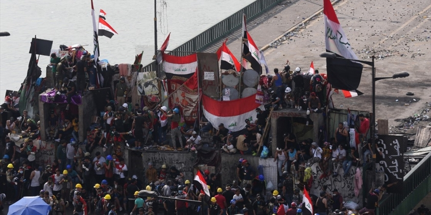Irak'taki Gösterilerin Ülkeye Zararı 6 Milyar Doları Aştı