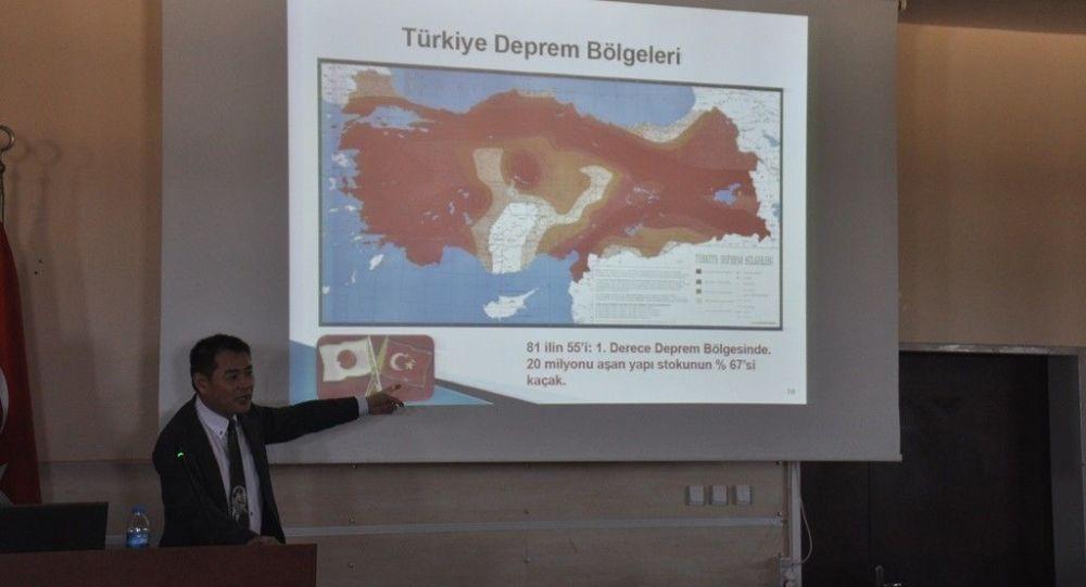 Japon deprem uzmanından İstanbul depremiyle ilgili 'hazırlık' uyarısı