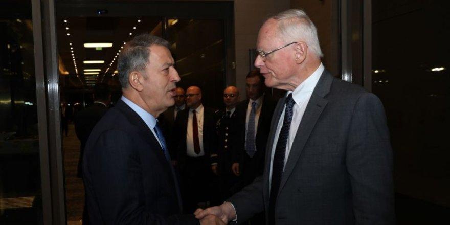 ABD'nin Suriye Özel Temsilcisi James Jeffrey cuma günü Ankara'ya geliyor