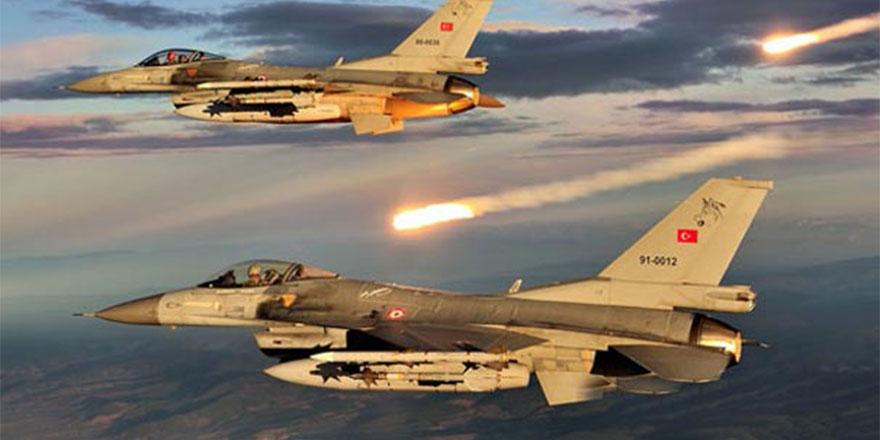 TSK'dan Kandil'e hava harekatı: 35 terörist etkisiz hale getirildi