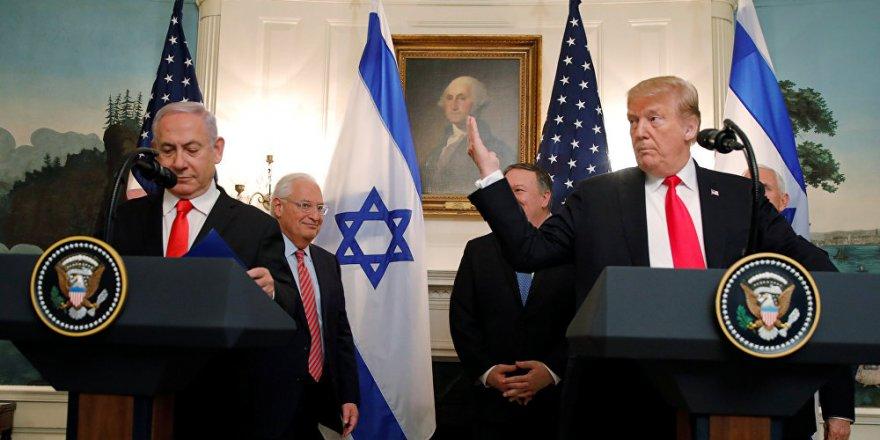 Trump'tan rest: Madem Netanyahu için çok önemli bu yardımlar, o zaman Netanyahu ödesin