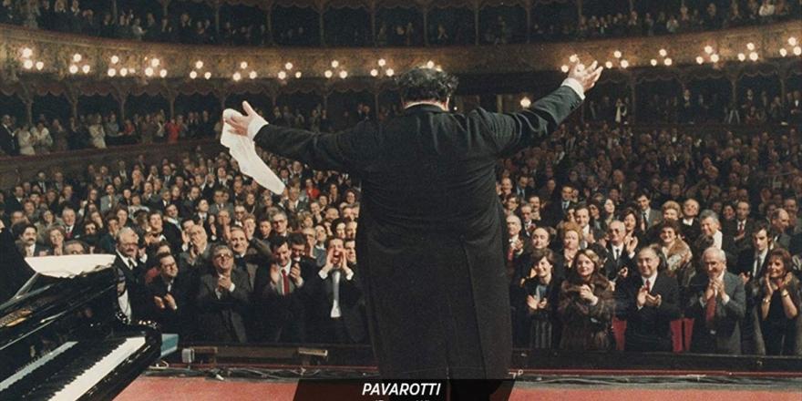 Pavarotti'nin Hayatı Film Oluyor