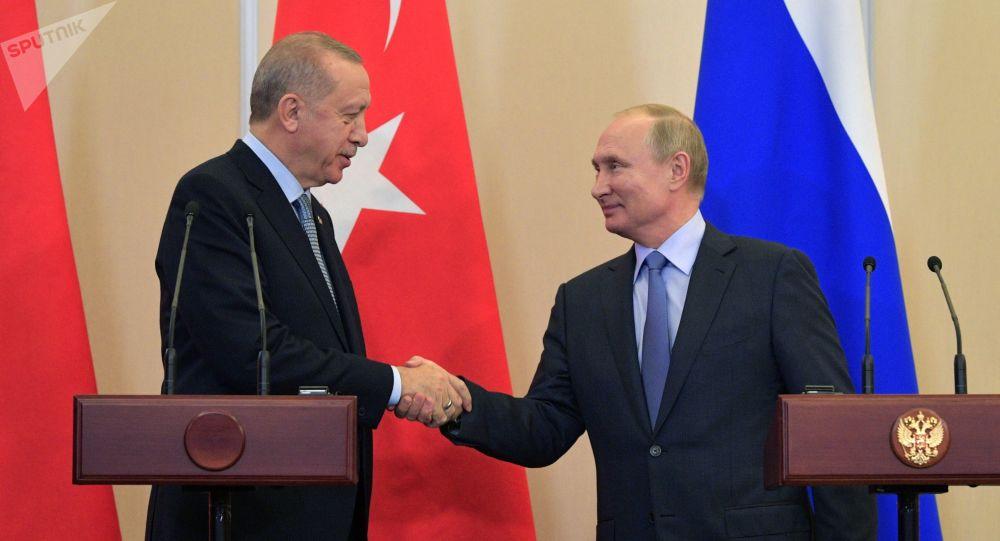 Peskov: Putin'in programında henüz Erdoğan'la görüşme yok