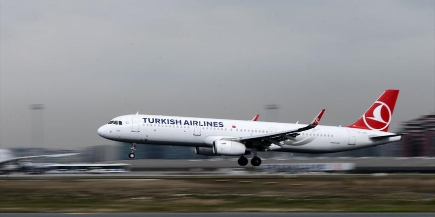 Hava Yoluyla Taşınan Yolcu Sayısı 180 Milyonu Aştı