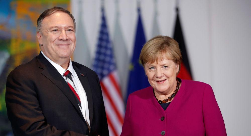 'Almanya, sorunların çözümünde aktif rol almak istiyor'