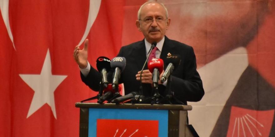CHP Genel Başkanı Kılıçdaroğlu: Atatürk Demek Eğitimi Anlamak Demektir