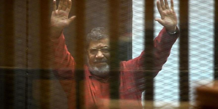 BM: Mursi'nin Ölümü Devlet Destekli Keyfi Bir Cinayet Olabilir