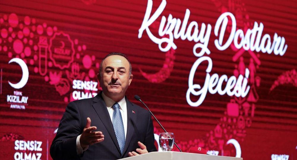Çavuşoğlu: Terör devleti kurmak istiyorlardı, büyük bir oyunu bozduk