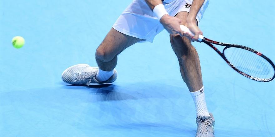 Erkek Tenisinin En İyileri Londra'da Korta Çıkacak