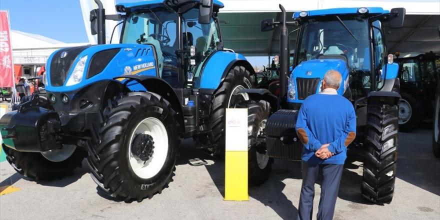 Traktör Satışına Faiz İndirimi Dopingi