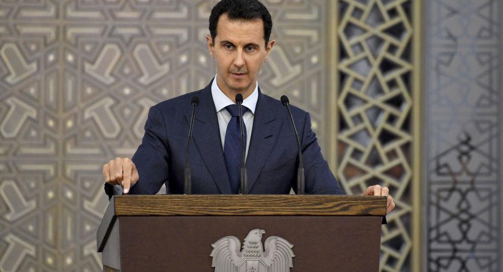 Esad: Ülkemizin yeniden inşası konusunda Rusya, Çin ve İran öncelikli olacak