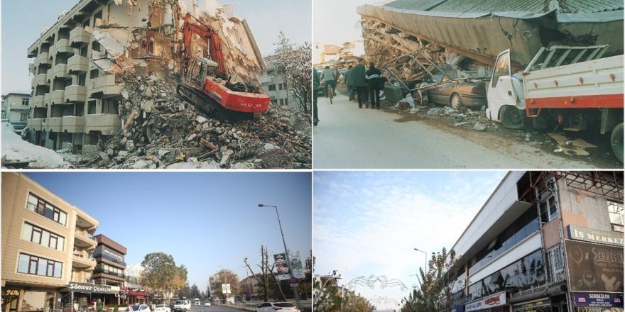 Düzce Depremin İzlerini Silip Yeniden Doğdu