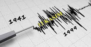 Tarihte Bugün: 12 Kasım 1941 Erzincan - 12 Kasım 1999 Düzce Depremi