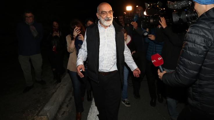 Ahmet Altan hakkında yakalama kararı çıkarıldı!