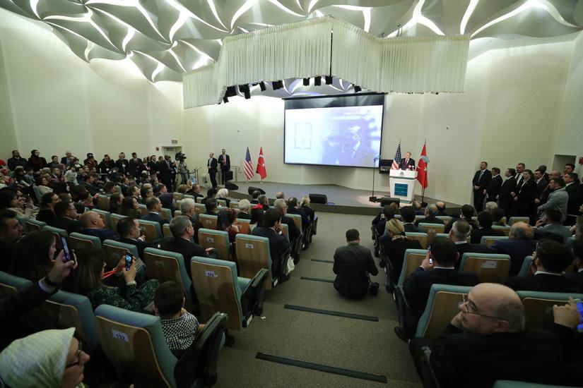 Türk-Amerikan İlişkilerini Sabote Etmek İsteyenlerin Oyununa Gelmedik