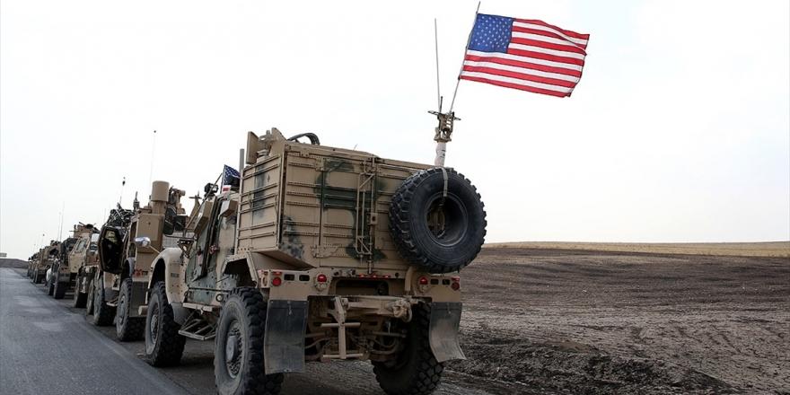 ABD Suriye'nin Kuzeydoğusunda 500-600 Asker Bırakacak