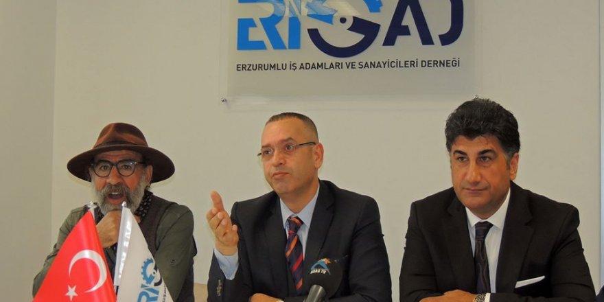 ERİSAD YOLA İZMİR'DEN ÇIKTI..