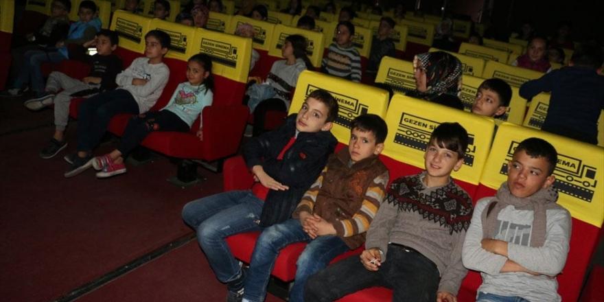 Doğu'da 50 Bin Öğrenci İlk Kez Sinema İle Buluştu