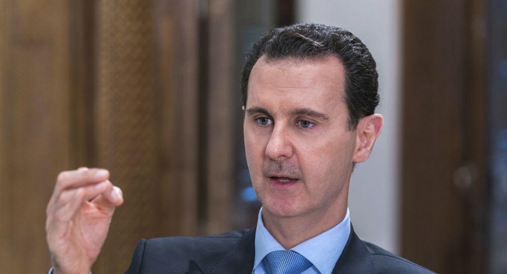 Esad, ABD'yi başkasının petrolüne göz diken Nazi rejimine benzetti