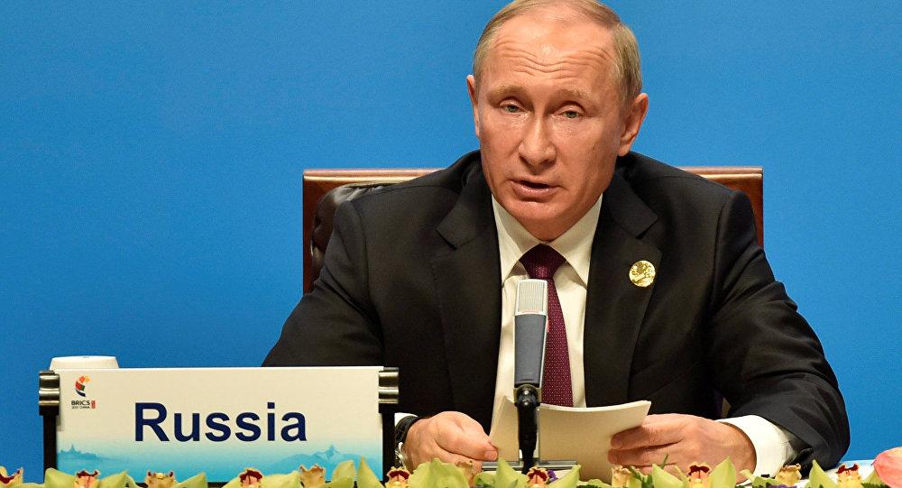 Putin: BRICS ülkeleri ile ticaret hacmimiz 125 milyar doları aştı