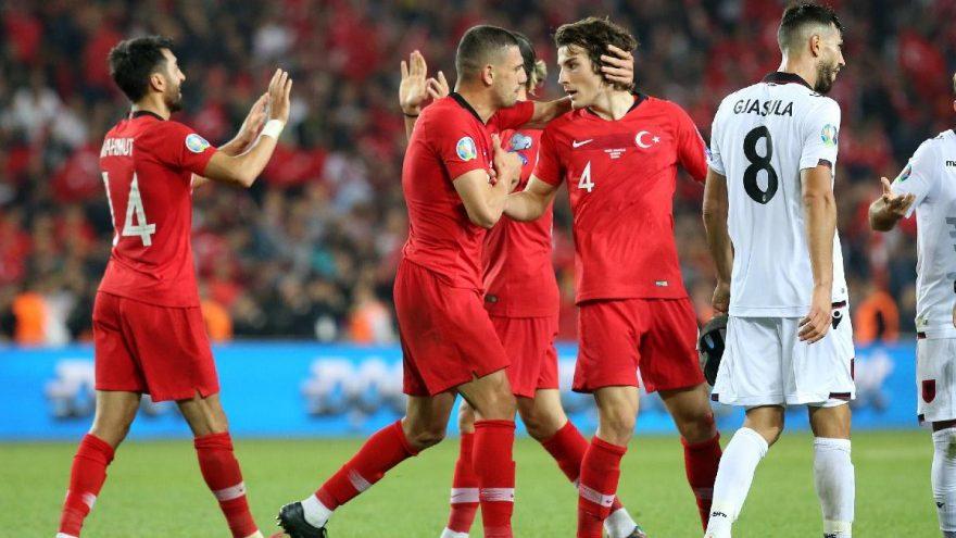 Avrupa size SELAM duracak! Türkiye, EURO 2020'yi garantiledi!