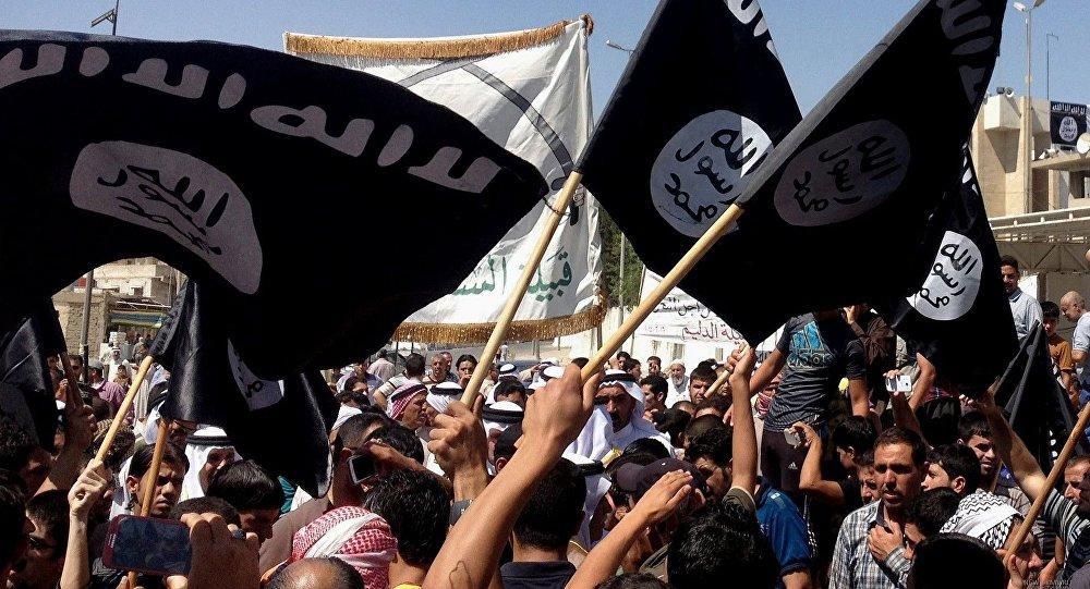 Ukrayna Güvenlik Servisi: IŞİD liderlerinden El Bara Şişani Kiev'de yakalandı