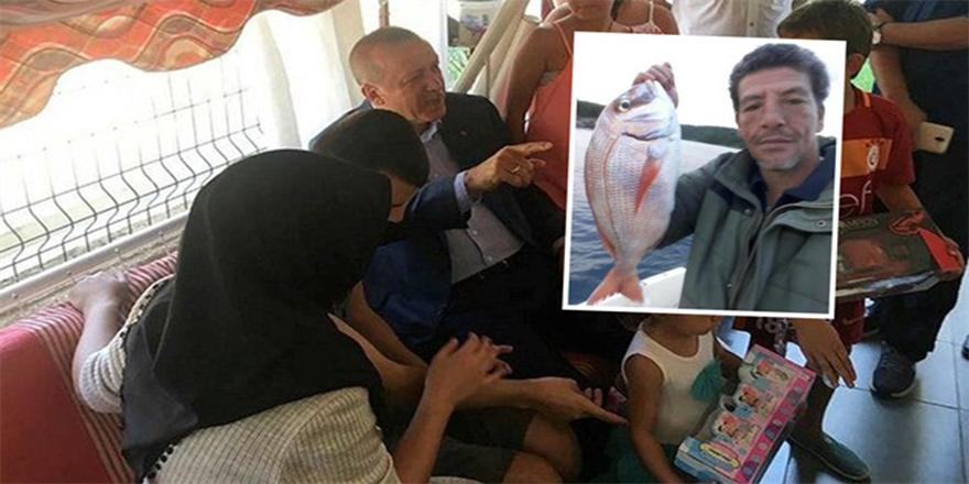 Cumhurbaşkanı Erdoğan, Muğlalı balıkçıyla balığa çıkacak