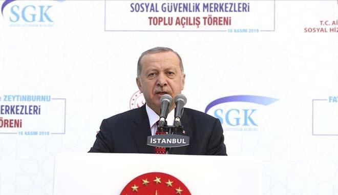 Erdoğan'dan EYT açıklaması: Seçim kaybetsek de bu işte yokum