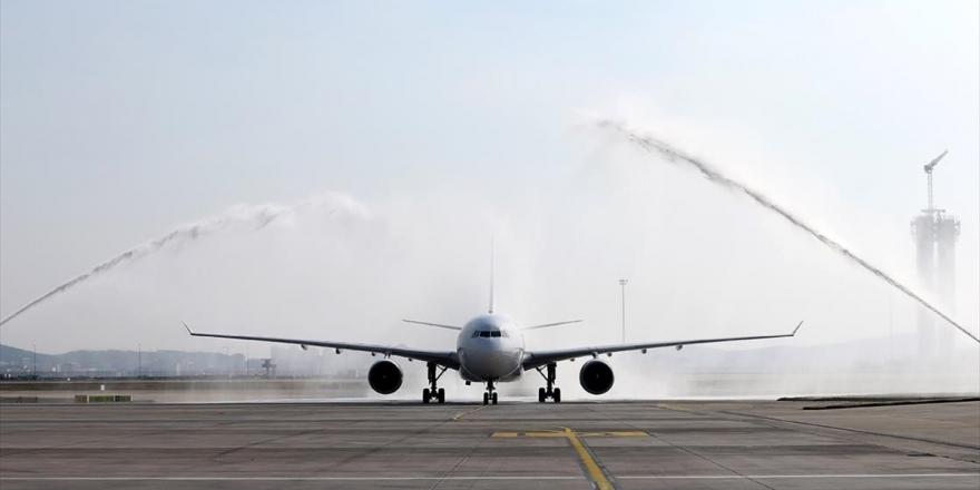 Sabiha Gökçen'e İlk Uzun Mesafeli Uçuş Gerçekleştirildi