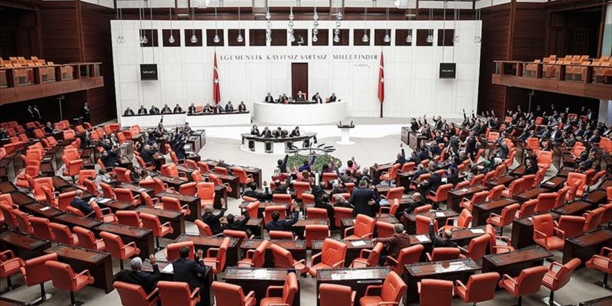 İçişleri Bakanlığına İlişkin Yeni Düzenlemeleri İçeren Teklif Tbmm Başkanlığına Sunuldu