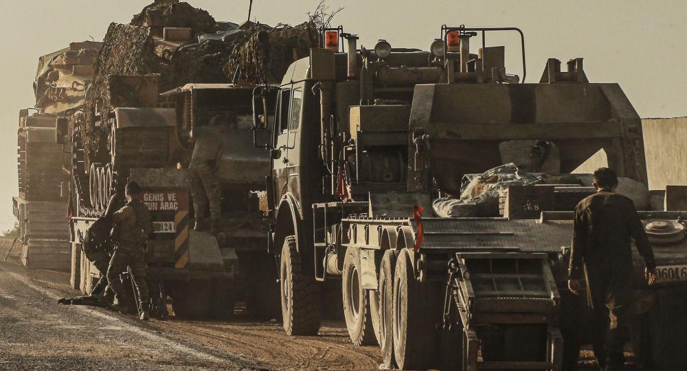 Rus senatörden TSK'nın Suriye'de harekatına ilişkin açıklama: Türkiye ikna edilmeli