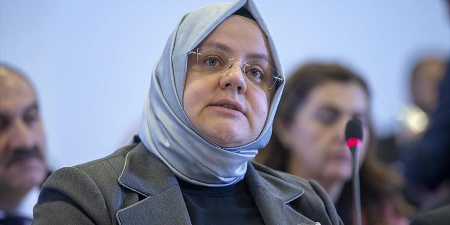 Aile, Çalışma ve Sosyal Hizmetler Bakanı Selçuk: Engelli Atamalarını Aralık Ayında Gerçekleştireceğiz