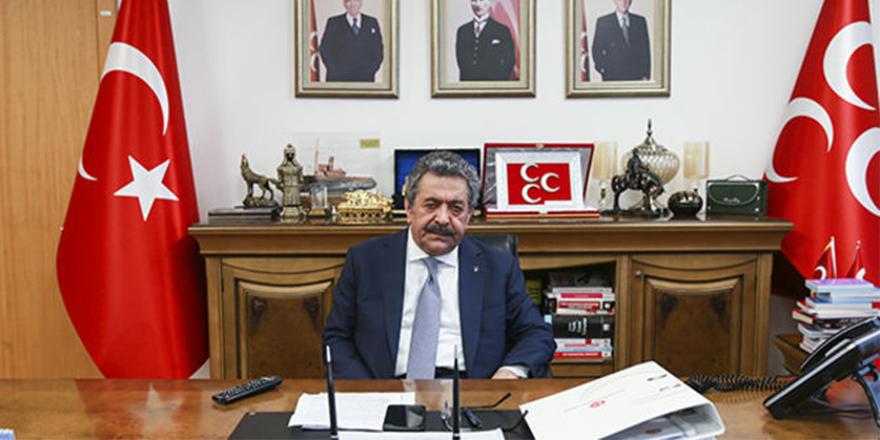 MHP Genel Başkan Yardımcısı: Çakıcı ve Yılmaz arkadaşım, sırf ülkücü oldukları için ceza verildi