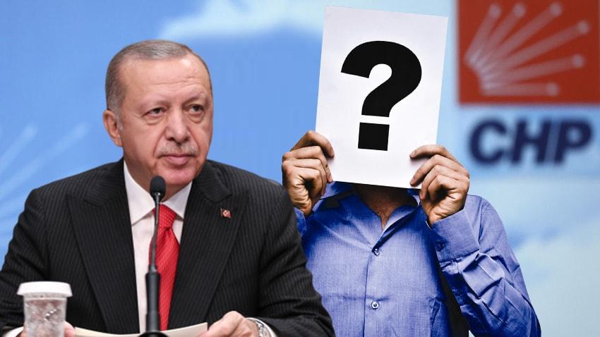 Saray'da gizlice Erdoğan'la görüşen sır CHP'li kim? 'Senin CHP Genel Başkanı olman gerekir'