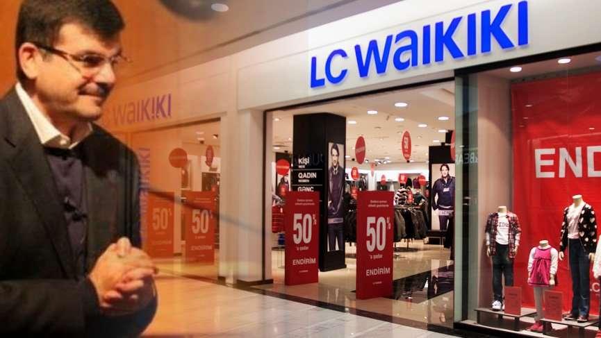 LCW, en çok vergi ödeyen kurumlar listesinde 15. sırada