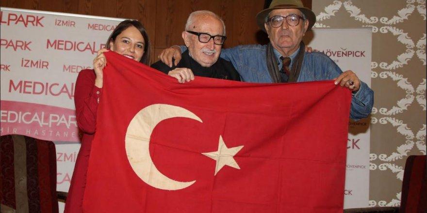 Yaşar Aksoy ve Hanri Benazus'ten Atatürk anıları