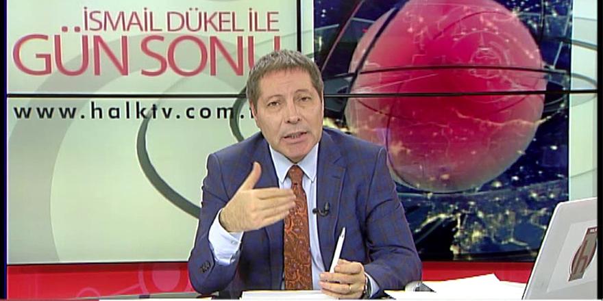 İsmail Dükel HalkTv'deki görevinden alındı