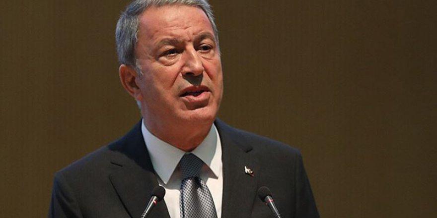 Milli Savunma Bakanı Akar: S-400'e formül bulunacak