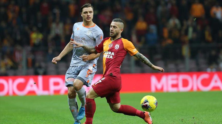 Galatasaray ligde 41 maç sonra sahasında kaybetti