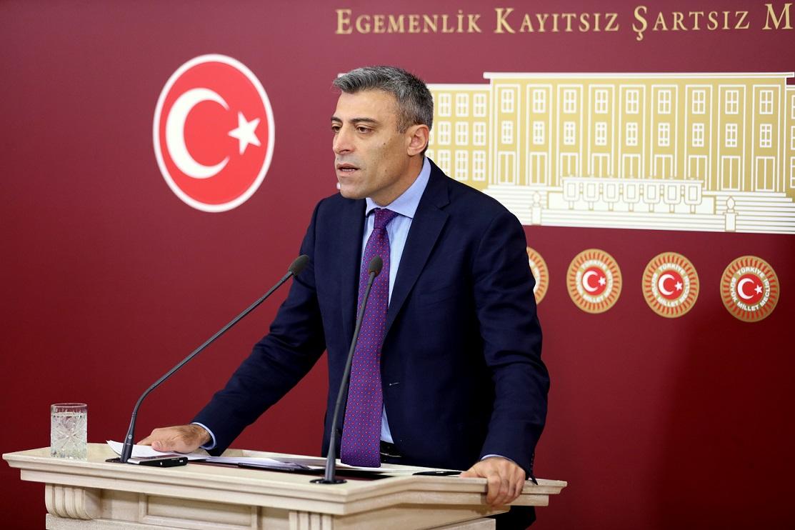 """Yılmaz: """"ABD Senatosunda alınan kararlar Erdogan ve Trump'a darbedir"""""""