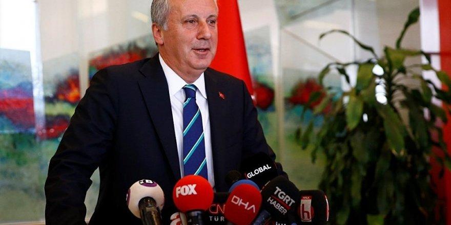 Rahmi Turan: 'Erdoğan'la görüşen CHP'li: Muharrem İnce'