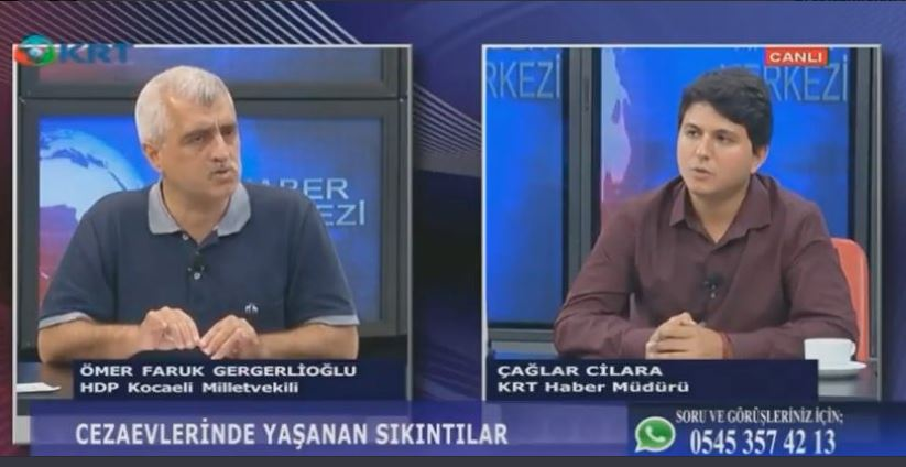 Bahçeli'nin ardından HDP de af istedi