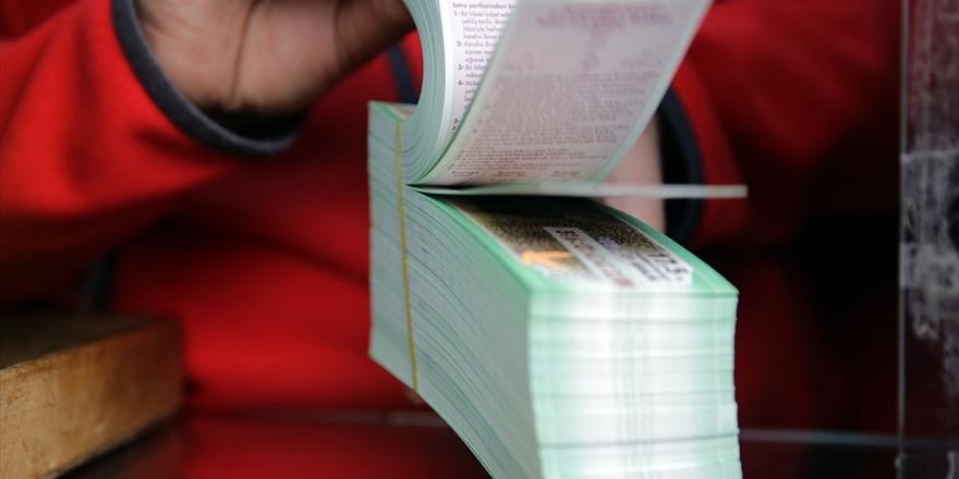 Yılbaşı Özel Çekilişinde Büyük İkramiye 80 Milyon Lira Oldu
