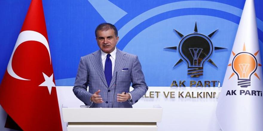 MYK sonrası Ömer Çelik'ten MHP'ye af cevabı