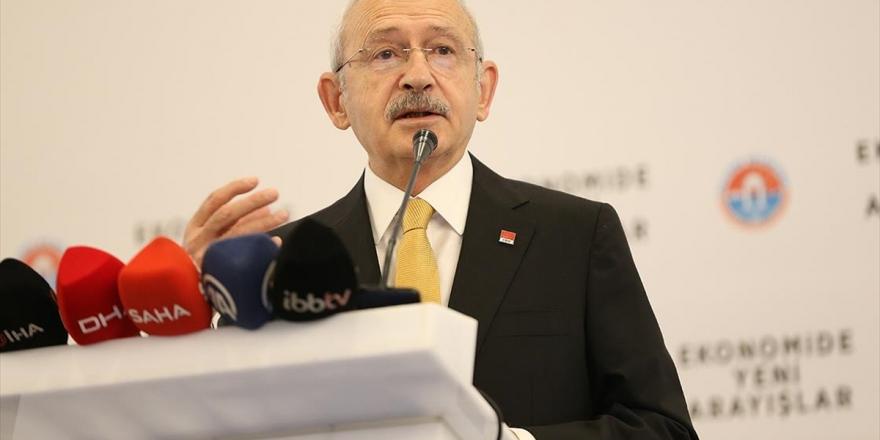 Chp Genel Başkanı Kılıçdaroğlu: Seçimler Yasaların Ön Gördüğü Tarihte Olacak