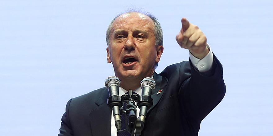 İnce'den sert sözler: Kılıçdaroğlu'nu yalancılıkla suçladı
