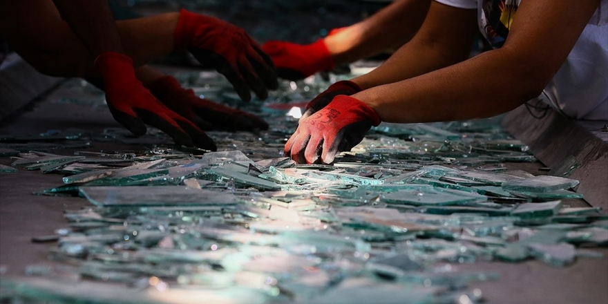 Geçen Yıl 48 Milyon Ton Atık Geri Kazanıldı