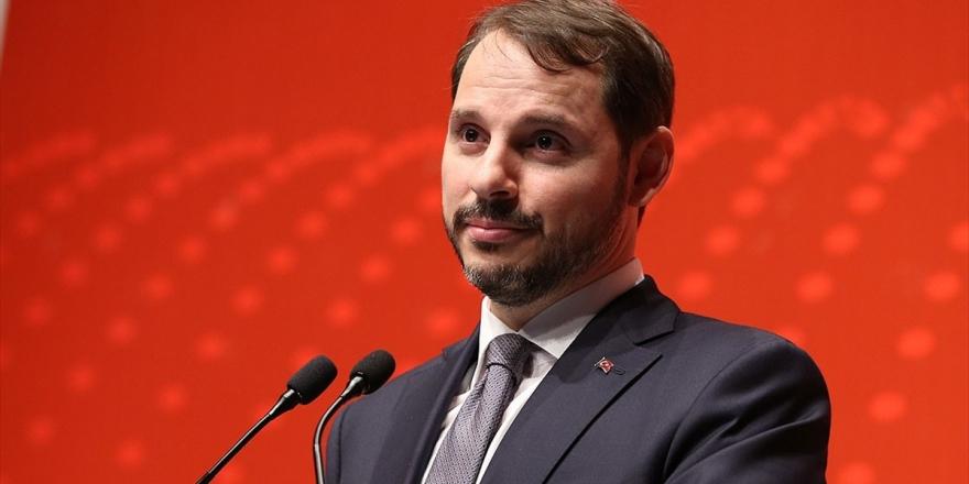 Hazine Ve Maliye Bakanı Albayrak: Türkiye'nin Büyüme İvmesi Artmaya Devam Ediyor