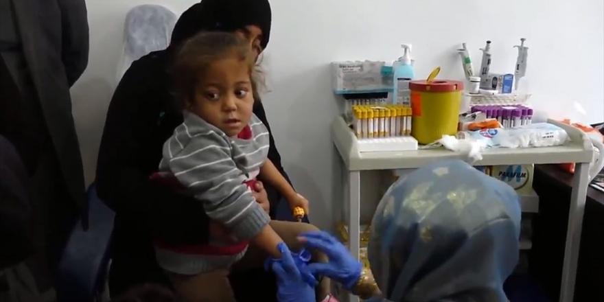 Teröristlerin Tahrip Ettiği Tel Abyad Hastanesi Şifa Dağıtmaya Başladı