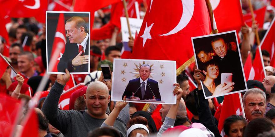 Cumhurbaşkanı Erdoğan'ın Almanya'da Türklere seslenmek istediği iddia edildi